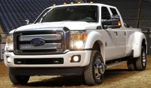 Ford F-350 Super Duty 2019 года