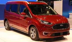 Ford Transit Connect Diesel отменен