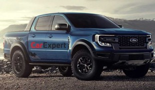 Новый Ford Ranger Raptor