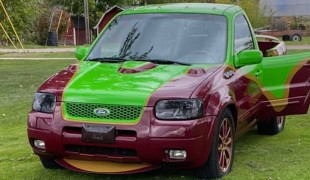 Уникальный Ford Escape 2002 года