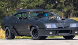Реплика Ford Falcon XB Interceptor «Безумный Макс»