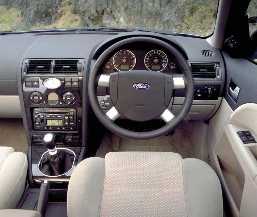 Ford Mondeo салон фото 1 - превью