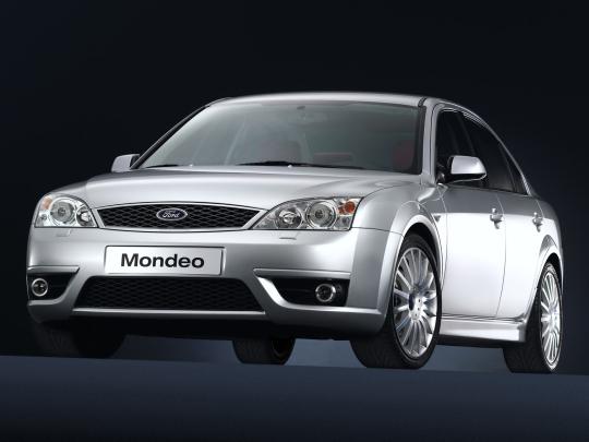 Ford Mondeo фото 3 - превью